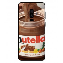 Durable Nutella Cover For Samsung Galaxy S9