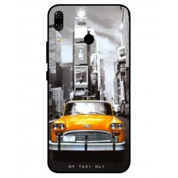 Durable New York Cover For Asus Zenfone 5z ZS620KL