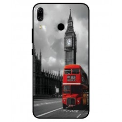 London Cover Til Asus Zenfone 5z ZS620KL