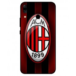 Durable AC Milan Cover For Asus Zenfone 5z ZS620KL
