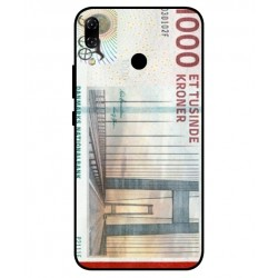 1000 Danish Kroner Note Cover For Asus Zenfone 5z ZS620KL