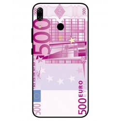 Durable 500 Euro Note Cover For Asus Zenfone 5z ZS620KL