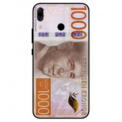 Durable 1000Kr Sweden Note Cover For Asus Zenfone 5z ZS620KL