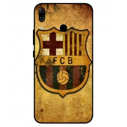 Durable FC Barcelona Cover For Asus Zenfone 5 ZE620KL