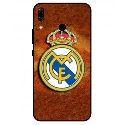 Durable Real Madrid Cover For Asus Zenfone 5 ZE620KL