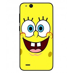 Durable SpongeBob Cover For ZTE Tempo Go