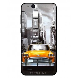 Durable New York Cover For ZTE Tempo Go