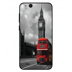 Durable London Cover For ZTE Tempo Go