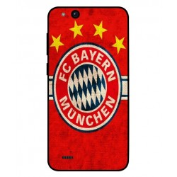 Durable Bayern De Munich Cover For ZTE Tempo Go