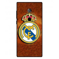 Durable Real Madrid Cover For Alcatel 5