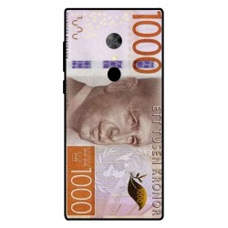 Durable 1000Kr Sweden Note Cover For Alcatel 5