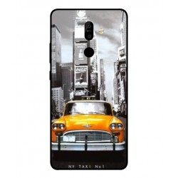 Durable New York Cover For Nokia 7 Plus
