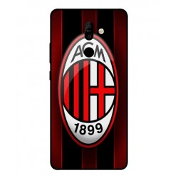 Durable AC Milan Cover For Nokia 7 Plus