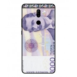 1000 Norwegian Kroner Note Cover For Nokia 7 Plus