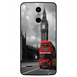 Durable London Cover For LG K8 2017 Dual SIM
