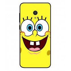 Durable SpongeBob Cover For Alcatel 1x