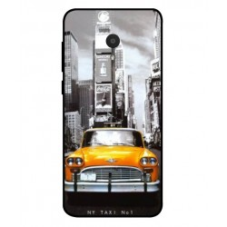 New York Deksel For Alcatel 1x