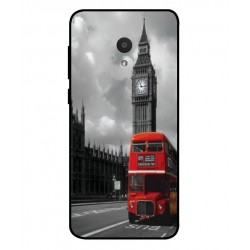 Coque De Protection Londres Pour Alcatel 1x