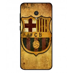 Durable FC Barcelona Cover For Alcatel 1x