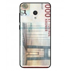 1000 Danish Kroner Note Cover For Alcatel 1x