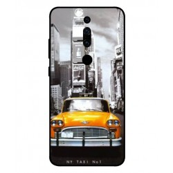 Coque De Protection New York Pour Huawei Mate RS Porsche Design