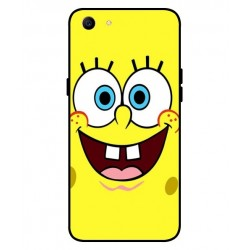 Durable SpongeBob Cover For Oppo A1