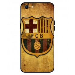 Durable FC Barcelona Cover For Oppo A1