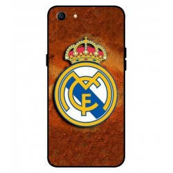 Durable Real Madrid Cover For Oppo A1