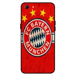 Durable Bayern De Munich Cover For Oppo A1