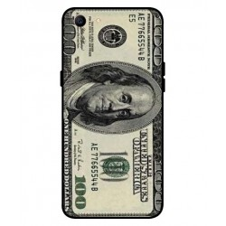 Durable 100 Dollar Note Cover For Oppo A1