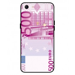 Durable 500 Euro Note Cover For Oppo A1