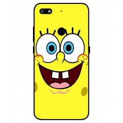 Durable SpongeBob Cover For ZTE Nubia V18