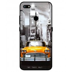 Durable New York Cover For ZTE Nubia V18