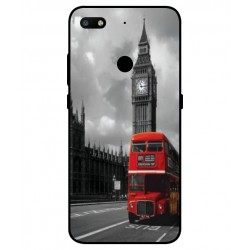 Durable London Cover For ZTE Nubia V18