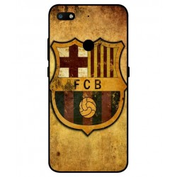 Durable FC Barcelona Cover For ZTE Nubia V18