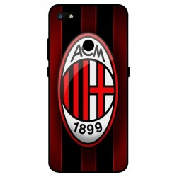 Durable AC Milan Cover For ZTE Nubia V18