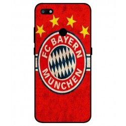 Durable Bayern De Munich Cover For ZTE Nubia V18