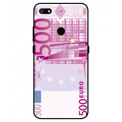 Durable 500 Euro Note Cover For ZTE Nubia V18