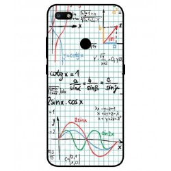 Durable Mathematics Cover For ZTE Nubia V18