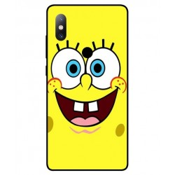 Durable SpongeBob Cover For Xiaomi Mi Mix 2s