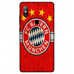 Durable Bayern De Munich Cover For Xiaomi Mi Mix 2s