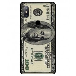 Durable 100 Dollar Note Cover For Xiaomi Mi Mix 2s