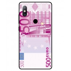 Durable 500 Euro Note Cover For Xiaomi Mi Mix 2s