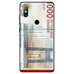 1000 Danish Kroner Note Cover For Xiaomi Mi Mix 2s