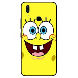 Durable SpongeBob Cover For Vivo X21