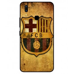 Durable FC Barcelona Cover For Vivo X21
