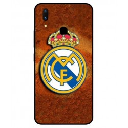 Durable Real Madrid Cover For Vivo X21