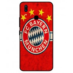 Durable Bayern De Munich Cover For Vivo X21