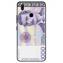 1000 Norwegian Kroner Note Cover For Vivo X21