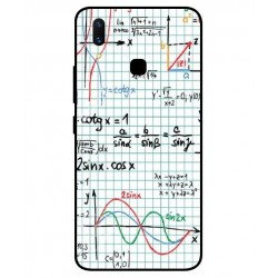 Durable Mathematics Cover For Vivo X21
